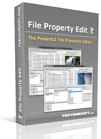 Free File Property Edit | EXIF Editor | MP3 Tag Editor | Change file